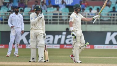 India vs South Africa 1st Test 2019, Day 3 Match Report: R Ashwin's Fifer Puts India On Top After Dean Elgar, Quinton de Kock's Tons