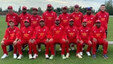 Live Cricket Streaming of Spain vs Portugal, Iberia Cup 2019 4th T20I Match on YouTube: Check Live Cricket Score, Watch Free Telecast of SPA vs POR Twenty20 Clash on TV and Online