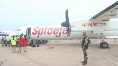 SpiceJet Airlifts 2,450 Oxygen Concentrators from Nanjing and Hong Kong