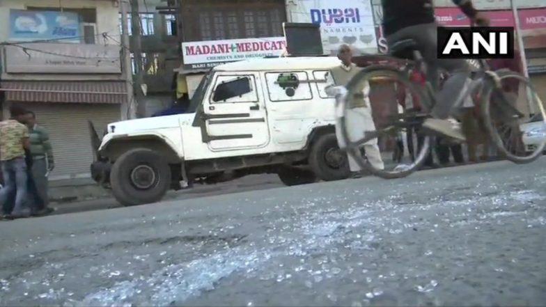 Jammu and Kashmir: Grenade Explosion at Hari Singh High Street in Srinagar, 11 Civilians Injured