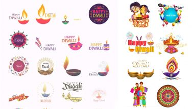 Diwali 2019 WhatsApp Stickers For Sending Wishes and Greetings to Your Friends & Family: How To Make Free Diwali Stickers on Your Smartphone