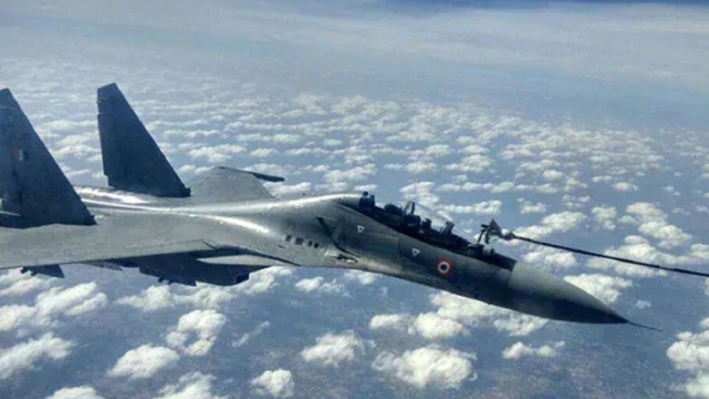 Air Force Day 2019: IAF Nails Pakistan's Lie, Flies Same Sukhoi Fighter Jet Which Islamabad Claimed to Had Shot Down