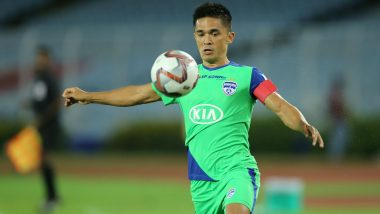 Sunil Chhetri Says 'Working Harder As I Don't Have Many Games Left for India'