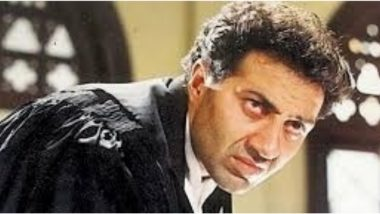 Sunny Deol Birthday Special: 7 Power-Packed Dialogues By Damini Actor That Are Heavier Than Dhai Kilo!