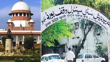 Sunni Waqf Board Distances Itself From All India Muslim Personal Law Board on Ayodhya Verdict