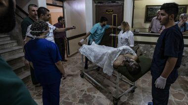 Russian Warplanes Bombed Four Syria Hospitals in 12 Hours: Report