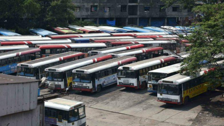 Telangana: TSRTC Employees Call State-Wide Shutdown on October 19