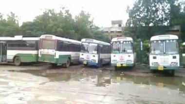 TSRTC Employees Not Yet Been Paid September Month Salaries, Says Telangana Shiv Sena