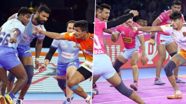 Tamil Thalaivas Vs Jaipur Pink Panthers PKL 2019 Match Free Live Streaming and Telecast Details: Watch TAM vs JAI, VIVO Pro Kabaddi League Season 7 Clash Online on Hotstar and Star Sports