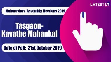 Tasgaon-Kavathe Mahankal Vidhan Sabha Constituency in Maharashtra: Sitting MLA, Candidates For Assembly Elections 2019, Results And Winners