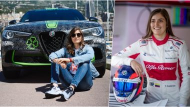 Tatiana Calderon Set to Become First Woman to Race in Formula 1 in 43 Years, Know About Colombian Racing Driver
