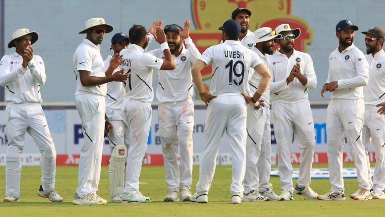 India vs South Africa 2nd Test 2019: Hosts Seal Record 11th Successive Series Victory at Home, Beat Proteas by an Innings and 137 Runs to Take Unassailable 2–0 Lead
