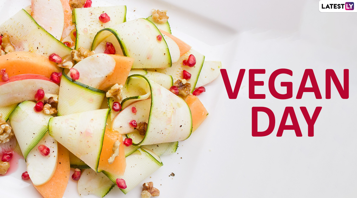 World Vegan Day 2019 Quotes: Best Lines and Messages About Veganism to Celebrate the Animal Cruelty-Free Lifestyle
