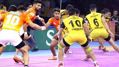 Telugu Titans Vs Puneri Paltan PKL 2019 Match Free Live Streaming and Telecast Details: Watch HYD vs PUN, VIVO Pro Kabaddi League Season 7 Clash Online on Hotstar and Star Sports