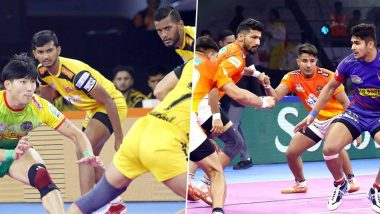 PKL 2019 Today's Kabaddi Matches: October 3 Schedule, Start Time, Live Streaming, Scores and Team Details In VIVO Pro Kabaddi League 7