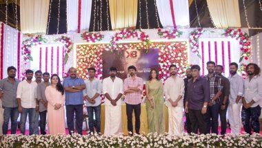 Thalapathy 64: Vijay, Malavika Mohanan, Vijay Sethupathi Starrer to Release in Summer 2020, Shooting Begins Today (View Pics)