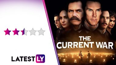 The Current War Movie Review: Benedict Cumberbatch, Michael Shannon's Film Stops Short of Electrifying Us!