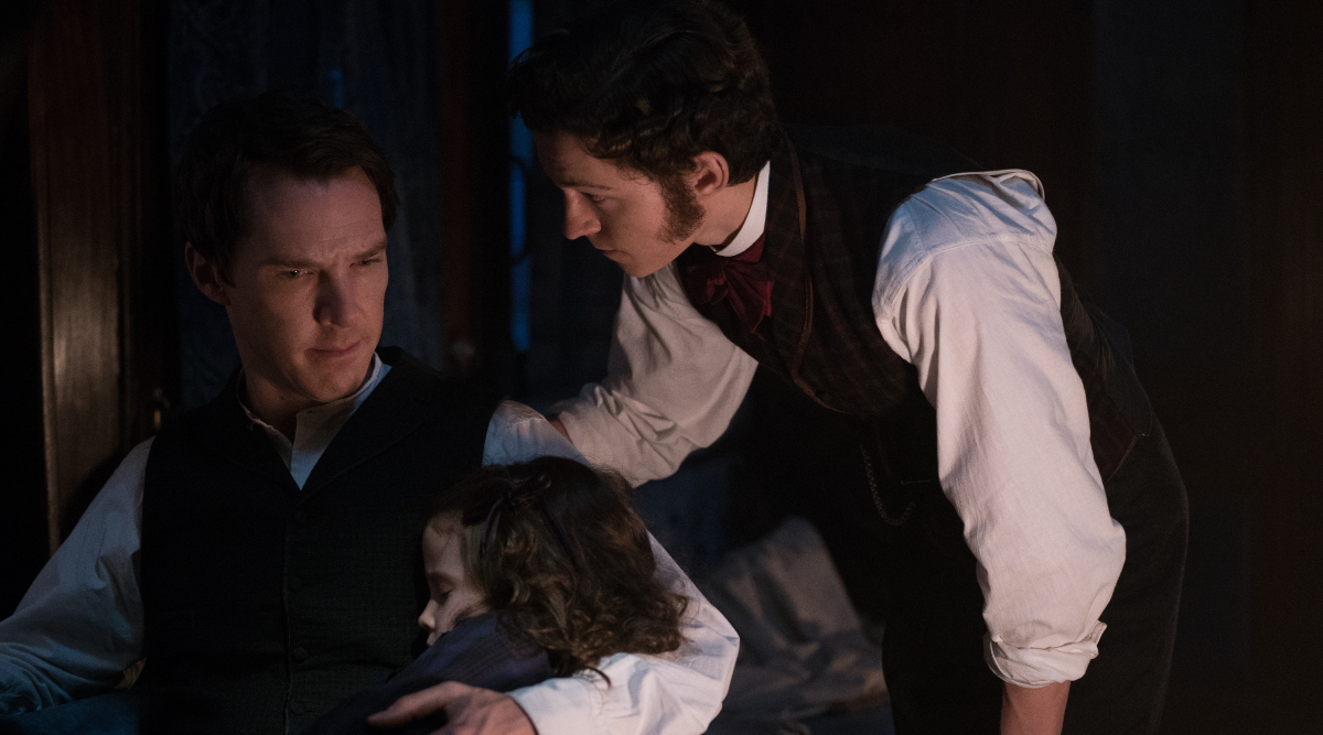 Benedict Cumberbatch and Tom Holland's The Current War Went from Being a Musical to a Film in a Ten-Year Writing Process Reveals Michael Mitnick