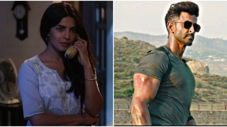 The Sky Is Pink Box Office Report Day 1: Priyanka Chopra's Film Suffers From 'War' Fever, Collects Rs 2.50 Crore Leaving Twitterati Shocked!