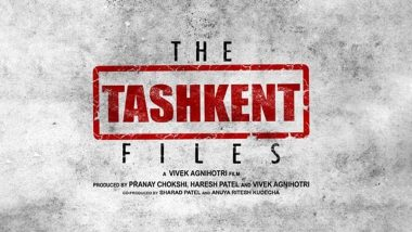 The Tashkent Files Full Movie Download and Watch Online Officially: Film on Lal Bahadur Shastri's Mysterious Death Intrigues Fans, Watch it For Free in HD Print
