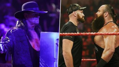 The Undertaker Not to Feature at WWE Crown Jewel 2019, Tyson Fury vs Braun Strowman Match to Draw Major Attention