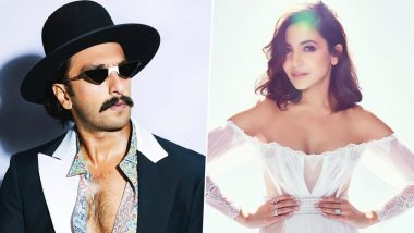 Ranveer Singh Forgets He's Not the Host at Elle Beauty Awards 2019, Watch What Happens When Anushka Sharma Reminds Him! (See Video)