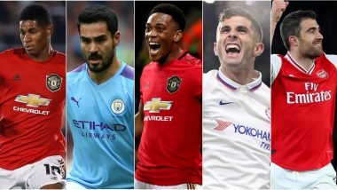 Top 5 Goals of the Week: From Marcus Rashford vs Norwich City to Ilkay Gundogan vs Aston Villa, Here's the Best of Football Goals