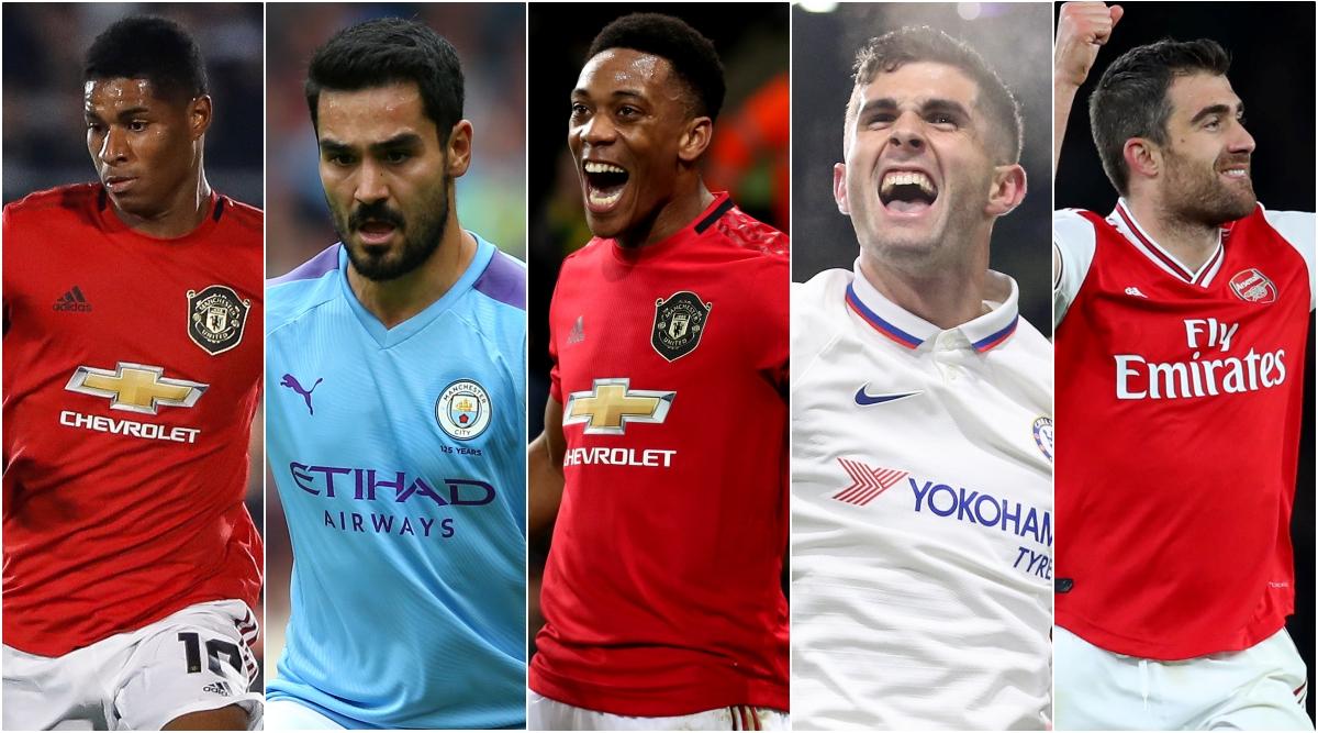 Top 5 Goals of the Week: From Marcus Rashford vs Norwich City to Ilkay Gundogan vs Aston Villa, Here's the Best of Football Goals