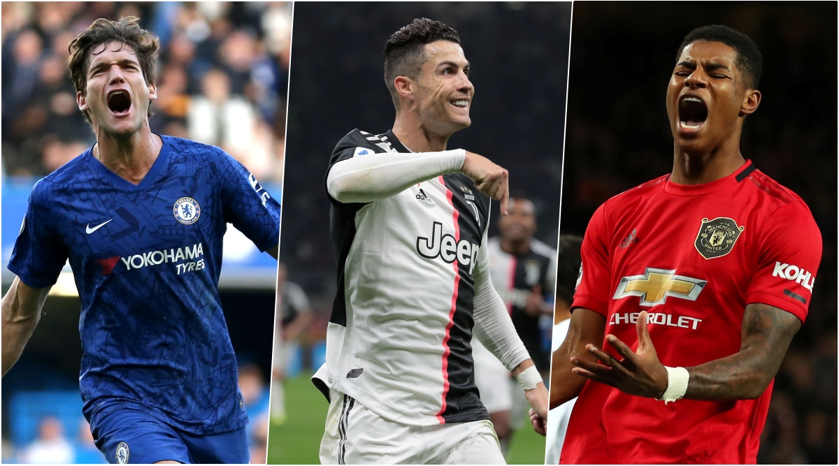 Top 5 Goals of the Week: From Cristiano Ronaldo vs Bologna to Marcus Rashford vs Liverpool, Here's The Best of Football Goals