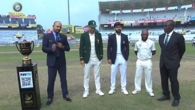 Faf Du Plessis Brings in a Proxy Captain for Toss During IND vs SA, 3rd Test; Graeme Smith Slams the Act (Watch Video)