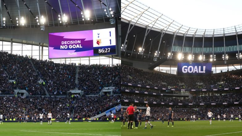 Dele Alli's Goal During Tottenham Hotspur vs Watford Has The Company Responsible For VAR Technology Apologising for Gaffe, Here's Why!