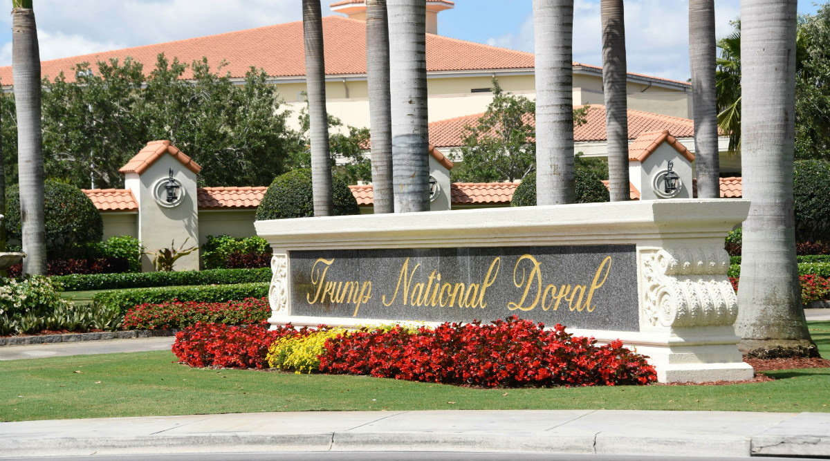 Donald Trump Says G7 Summit in 2020 Won't Be at His Miami Golf Resort