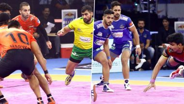 U Mumba Vs Haryana Steelers PKL 2019 Match Free Live Streaming and Telecast Details: MUM vs HAR, VIVO Pro Kabaddi League Season 7 Clash Online on Hotstar and Star Sports