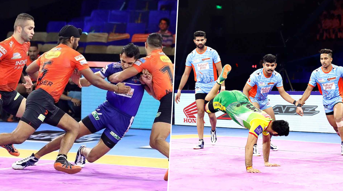 PKL 2019 Today's Kabaddi Matches: October 16 Schedule, Start Time, Live Streaming, Scores and Team Details in VIVO Pro Kabaddi League 7