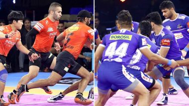 PKL 2019 Today's Kabaddi Matches: October 14 Schedule, Start Time, Live Streaming, Scores and Team Details in VIVO Pro Kabaddi League 7