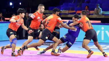 PKL 2019 Eliminator 2 Dream11 Prediction for U Mumba vs Haryana Steelers: Tips on Best Picks for Raiders, Defenders and All-Rounders for MUM vs HAR Clash