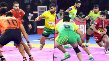 U Mumba vs Patna Pirates PKL 2019 Match Free Live Streaming and Telecast Details: Watch MUM vs PAT, VIVO Pro Kabaddi League Season 7 Clash Online on Hotstar and Star Sports