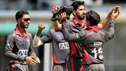 Live Cricket Streaming of Kuwait vs United Arab Emirates, T20 2020 Online: Watch Free Live Telecast of ACC Western Region Series KUW vs UAE Match