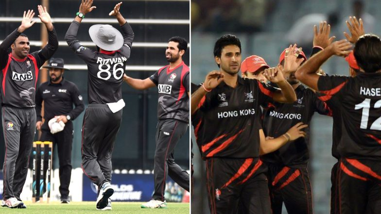 United Arab Emirates vs Hong Kong Dream11 Team Prediction: Tips to Pick Best All-Rounders, Batsmen, Bowlers & Wicket-Keepers for UAE vs HK ICC T20 World Cup Qualifier 2019 Match