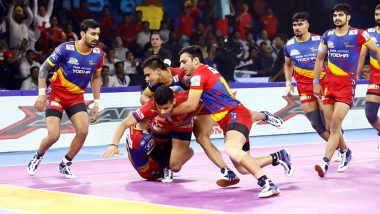 PKL 2019 Dream11 Prediction for UP Yoddha vs Puneri Paltan: Tips on Best Picks for Raiders, Defenders and All-Rounders for UP vs PUN Clash