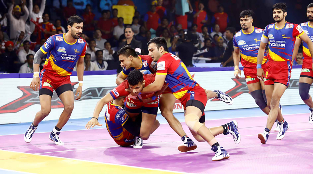 UP Yoddha vs Bengaluru Bulls PKL 2019 Match Free Live Streaming and Telecast Details: Watch UP vs BEN, VIVO Pro Kabaddi League Season 7 Clash Online on Hotstar and Star Sports