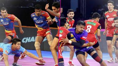PKL 2019 Dream11 Prediction for UP Yoddha vs Bengaluru Bulls: Tips on Best Picks for Raiders, Defenders and All-Rounders for UP vs BEN Clash