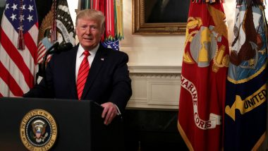 Abu Bakr al-Baghdadi Died Like a Dog, Died Like a Coward, Says US President Donald Trump