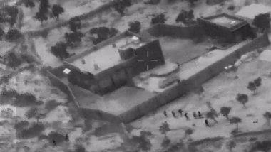 Abu Bakr al-Baghdadi Raid Videos Released, Watch First Footage of US Daring Operation That Killed ISIS Chief