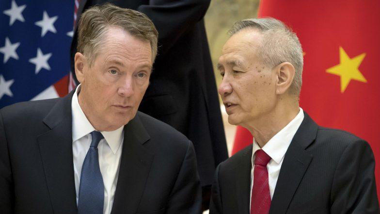 US-China Trade War: Washington 'Close to Finalizing' Parts of Trade Deal with Beijing, Says US Trade Representative