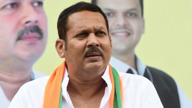 Satara By-Election Result 2019: BJP Candidate Udayanraje Bhosale Trailing Against NCP's Shriniwas Patil
