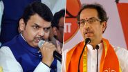 BJP Tapped Phones of NCP, Shiv Sena Leaders During Assembly Elections 2019, Says Maharashtra Government; Sanjay Raut Tweets He has 'No Secret'
