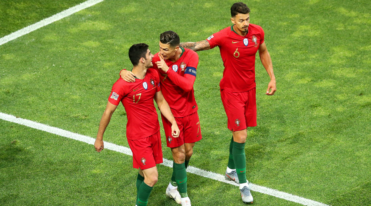Ukraine vs Portugal, UEFA EURO Qualifiers 2020 Live Streaming Online & Match Time in IST: How to Get Live Telecast of UKR vs POR on TV & Football Score Updates in India