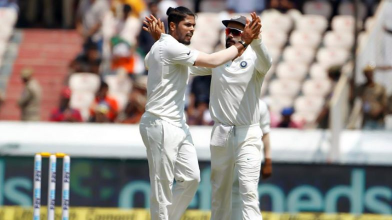 Umesh Yadav Joins Sachin Tendulkar to Achieve This Rare Feat During IND vs SA 3rd Test! Twitterati Lauds Indian Pacer For Smashing Five Sixes!