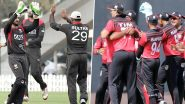 Live Cricket Streaming of United Arab Emirates vs Jersey, ICC T20 World Cup Qualifier 2019 Match on Hotstar: Check Live Cricket Score, Watch Free Telecast of UAE vs JER on TV and Online